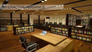 Librarian Desk