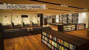 Personal Carrel